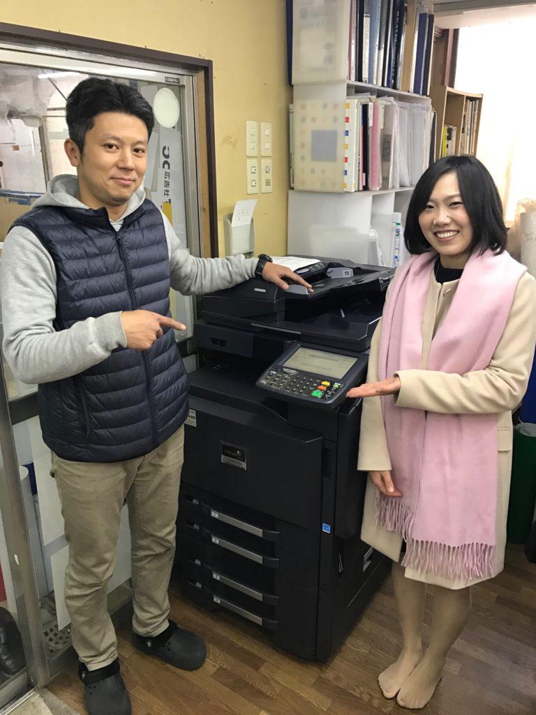 2016年12月7日 株式会社F様